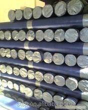 plastic sheet tarpaulin blue silver on roll