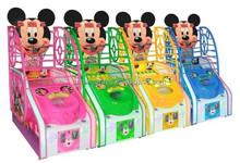 Children's basketball machine, children pay basketball machine, mickey version basketball factory direct selling. Guangzhou pany