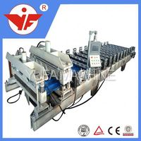 Light weight Steel framing Truss stud track electrical cabinet stud roll forming machine