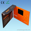 LCD video cards,video greeting card,video card for business gift use