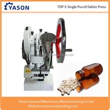 TDP-5 Single Punch Tablet Press Machine