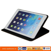 Slim Magnetic PU Leather Stand Smart Cover Back Case For iPad air 2
