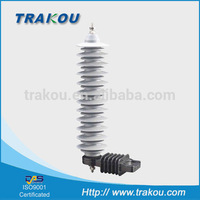 Trakou 15KV high voltage surge arrester / lightning arrester