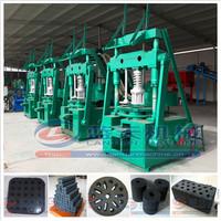 Advanced coal slurry briquette press machine factory price/coal dust briquette making machine