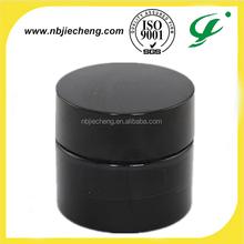 50g black round urea screw perfume caps