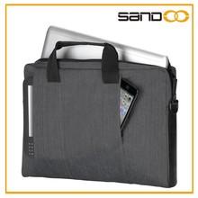 2015 high quality fancy laptop bag for men, men sling laptop messenger bag