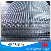 10 gauge welded wire mesh / wholesale welded wire mesh panel