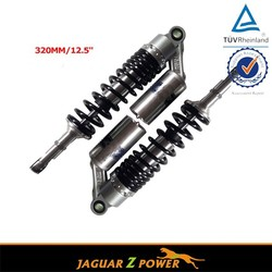 Motorcycle Replacement 320mm 12.5'' Rear Suspension Air Shock Absorber