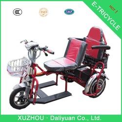 mini electric three wheel motorcycle
