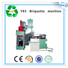 Y83-1800 briquette machine copper turnings block making machine(High Quality)