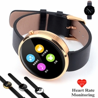 OEM Vensmile DM360 bluetooth smart video call wrist tv mobile dual sim wrist mobile internet watch phone with skype