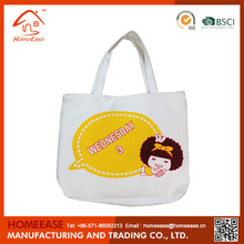 High quality recycle non-woven fold tote bag