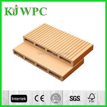 Écologique en plein air ( bois plastique composite ) plancher de wpc