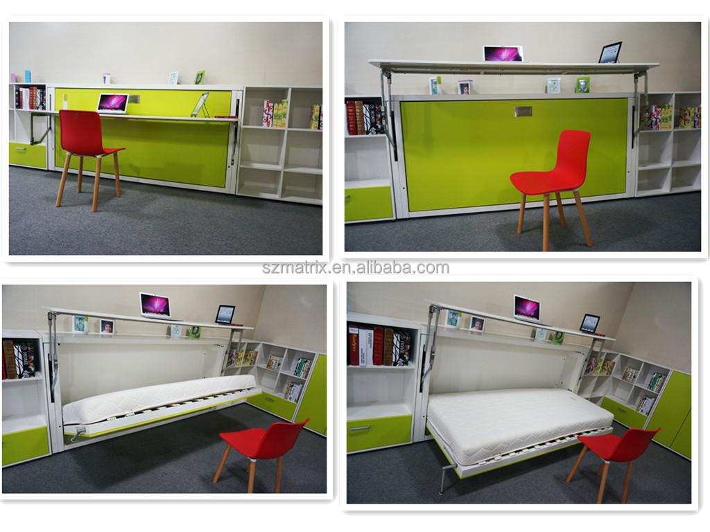 schrankbett mit sofa schrankbett mit sofa 160 x 200 cm wall bed sofa soft youtube full. Black Bedroom Furniture Sets. Home Design Ideas
