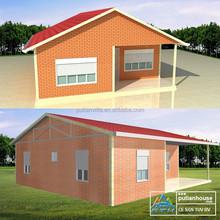 energy-saving prefab cheap bedroom modular homes