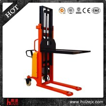 1.5t semi automatic stacker for storehouse
