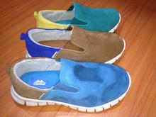 2015 winter denim high child shoes skateboarding shoes single shoes female child boys shoes