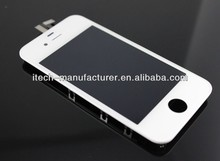 kit reparation ecran for iphone 4, factory selling,perfect quality,no bubble no dead ponit,1 year warranty