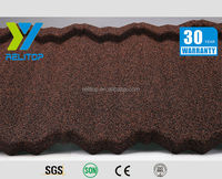 Top selling sand roofing tiles shingle price