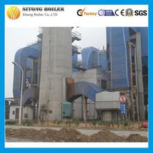 clean burn coal fired circulating fluid bed boiler,coal fuel water tube fludized boiler