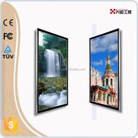 New wholesales advertising menu LED Aluminum light box,600x800MM size