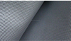 130g high tenacity grey and green polyester woven pvc mesh fabric