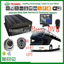 dvr (MDVR) with GPS Tracking Real-Time Video Vibration Test; Military Standard