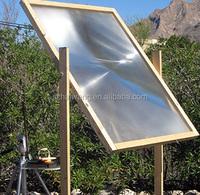 Big Discount for HW-F1000-1 1100*1100mm Square solar fresnel lens solar concentrator