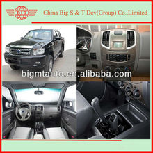 supply CKD/SKD pickup no Toyota pickup but Chinese brand pickup