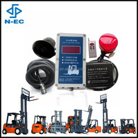 Construction security alarm systems, Forklift speed limit alarm, wireless intelligent security alarm system