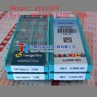 Taegutec brazed turning tool CCMT060204FG CT3000