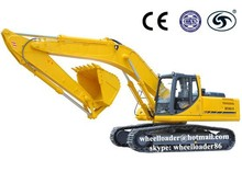 30 tons digger earth moving equipment hydraulic crawler excavator SC3607