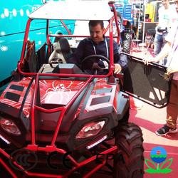 EPA cheap price gas four wheelers 250CC go karts