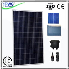 High quality 250w pv solar panel in China