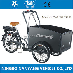 2015 electric tricycle adults /cargobike electric