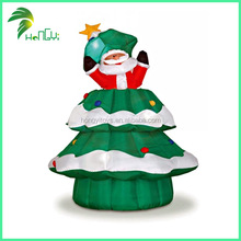 Fashion Custom New Design Decoration Special Inflatable Christmas Tree