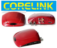 NTK78336 MXL608 MINI SD/HD MPEG2 and MPEG4 AVC H.264 set top box