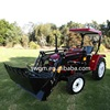 High quality China Cheap Mini Tractor with Front end loader