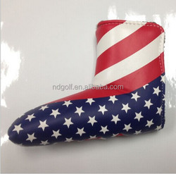 Flag Design Golf Putter Headcover