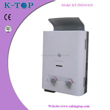 12-24KW Different type led outdoor gas water heater/gas geyser
