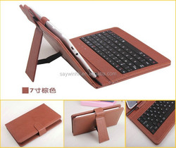 Newest Universal leather tablet case for laptop