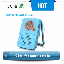 2014 latest multifunctional boxing day gift bluetooth speaker