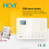 Mobile Phone Display Touch keypad Home Security Mobile Phone Display Auto Dialer