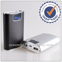 Emergency portable mobile power bank,7800mah mobile battery.best promotional gift