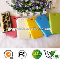 Hot sale leather Case cover for iPhone 4 case