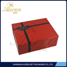 Free design folding corrugated packaging box