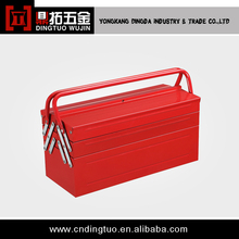 Portable Heavy Duty Stainless Steel Tool Box (Tool Case) DT-131