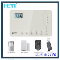 2015 China Cheap alarm !home security systems GSM wireless alarm system