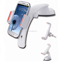 Top Patent product 3Years' Experience 2015 New!!! Most hot selling Windshield Mount Holder mobile phone car holder for all kinds