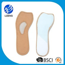 women air cushion genuine leather arch care high heel shoes insole